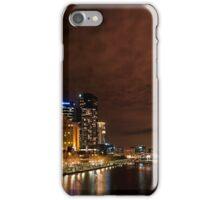 Southbank Twilight - Melbourne, Australia iPhone Case/Skin