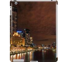 Southbank Twilight - Melbourne, Australia iPad Case/Skin