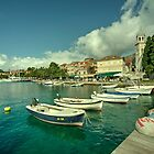 Cavtat Harbour  by Rob Hawkins