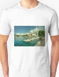 Cavtat Harbour  T-Shirt