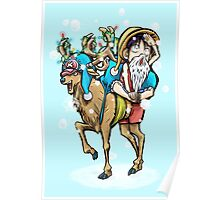 A One Piece Holiday Poster