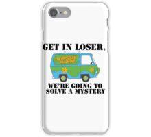 Scooby Doo Mystery Machine - Mean Girls iPhone Case/Skin