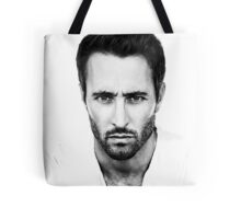 Alex O'Loughlin Tote Bag