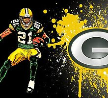NFL Greenbay Packers by Dan Snelgrove