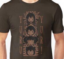 Yuru Yuri Tiki Unisex T-Shirt
