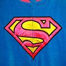 SUPERWOMAN!!! by WildestArt