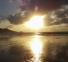 Patong Sunset by salsbells69