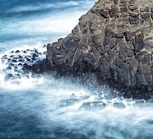 Phillip Island Rocks by Mark Higgins