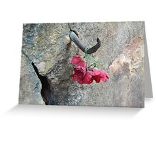 Rememberance @ Hell Fire Pass - Thailand Greeting Card