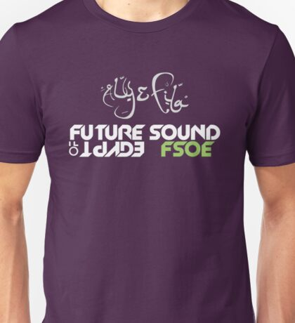 Aly & Fila Future Sound Of Egypt Unisex T-Shirt