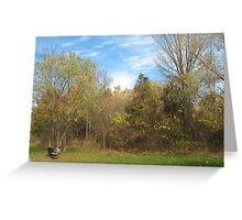 Oshawa's Nature Trails Greeting Card