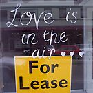 Love is in the air by HarbourCityCards