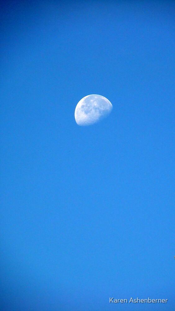 Moon Over Siena by Karen Ashenberner