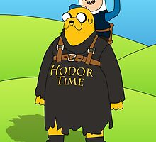 Hodor Time by Musenyo