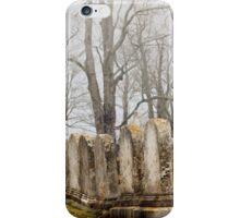 Grave stones  iPhone Case/Skin