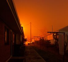 Firestorm. by aperture