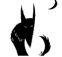 Wolf by ziweitan