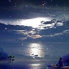 Beach Canoer by Cactus