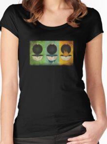 Pokemon Starter Women's Fitted Scoop T-Shirt