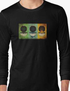 Pokemon Starter Long Sleeve T-Shirt