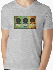 Pokemon Starter Mens V-Neck T-Shirt