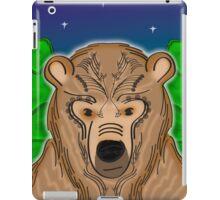Night Bear iPad Case/Skin
