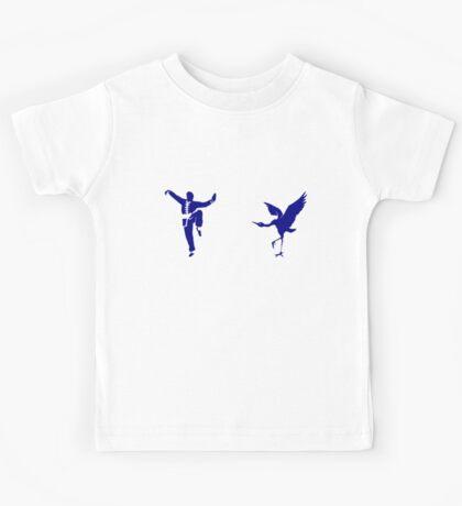 Crane Style Kung Fu Kids Tee