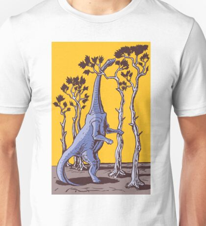 Reaching the Tree Tops Unisex T-Shirt
