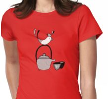 Tea4two Womens Fitted T-Shirt