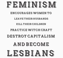 FEMINISM by K Thomson