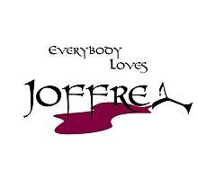 Everybody Loves Joffrey by Mattison Warren
