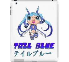 Tail Blue Powerpuff iPad Case/Skin