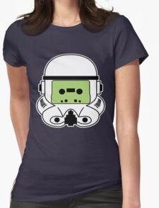 Cassette Trooper - Green T-Shirt