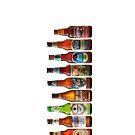 Beer Bottle collection by thatstickerguy