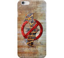 Affleck is NOT Batman iPhone Case/Skin