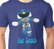 Blue Swallow Powerpuff Unisex T-Shirt