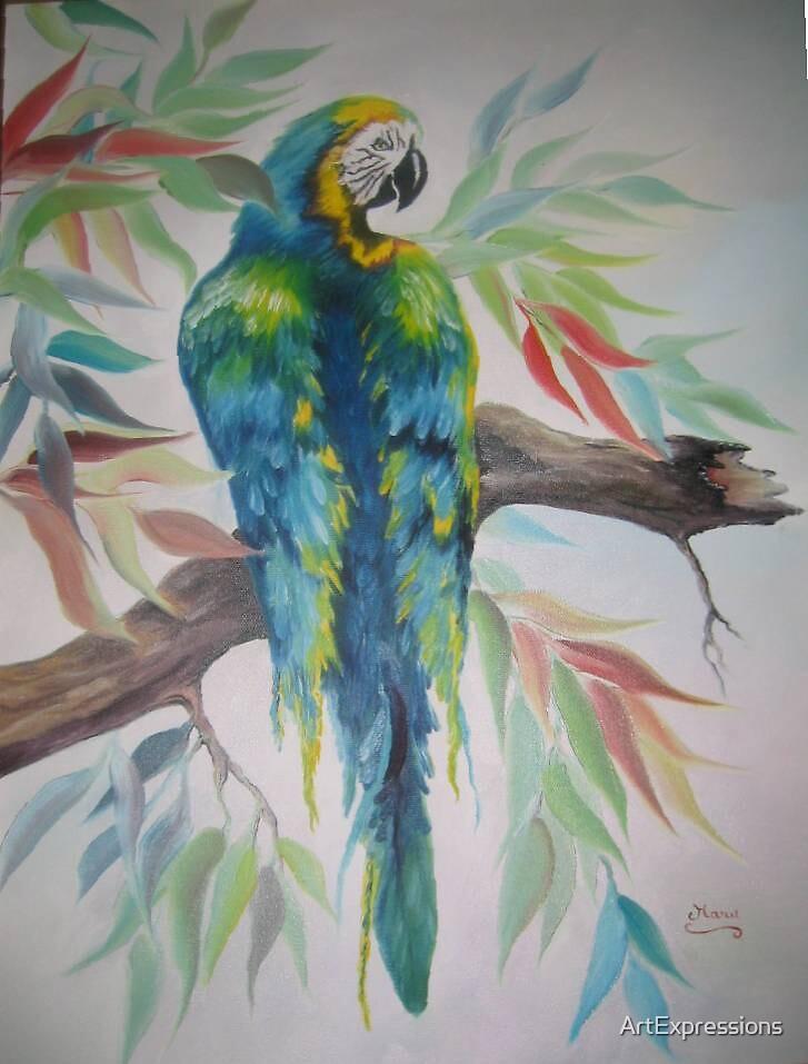 Amazonia by ArtExpressions