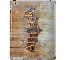 Affleck is Batman iPad Case/Skin