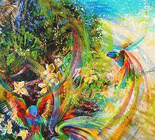 Tropical Cornucopia by degillett