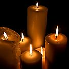 Candle Light by Jamie Cameron
