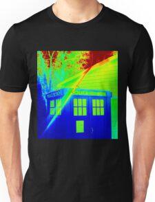 T.A.R.D.I.S. Rainbow Unisex T-Shirt