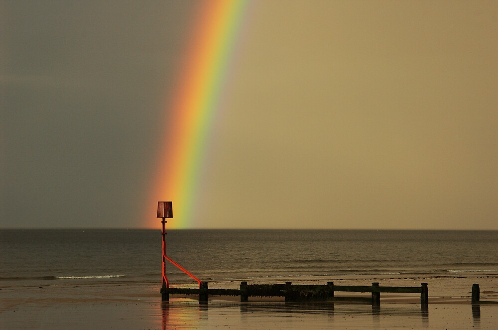 Pot of gold by Glen Birkbeck