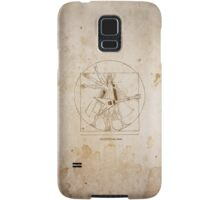 Ziltoidan Man Brown Samsung Galaxy Case/Skin