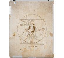 Ziltoidan Man Brown iPad Case/Skin