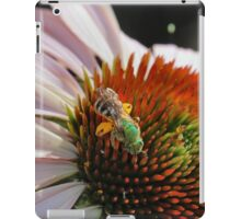 Mr. Green Bee iPad Case/Skin