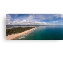 Noosa River Mouth Canvas Print