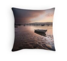 Pittwater Sunrise Throw Pillow
