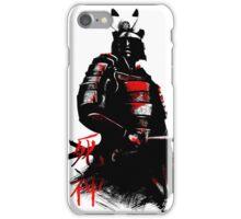 Shinigami Samurai iPhone Case/Skin