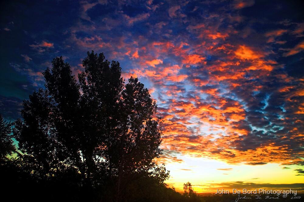September Skies by John  De Bord Photography