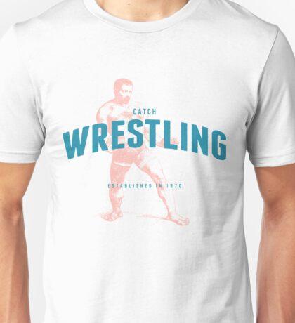 Catch Wrestling-  Established in 1870 Unisex T-Shirt